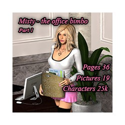 The office bimbo Part 1