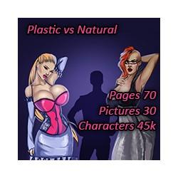 Plastic vs Natural